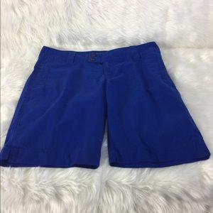 Blue Bermuda Shorts The North Face